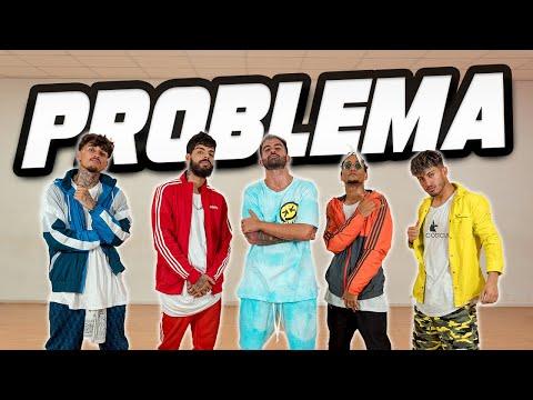 Daddy Yankee – Problema | Coreo por Emir Abdul Gani 💃