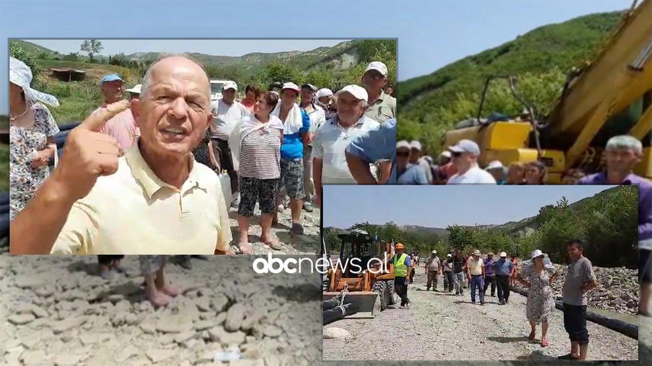 Download Banoret ne proteste per ndalimin e punimeve ne burimin e Sinecit    ABC News Albania