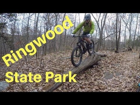 Ringwood State Park MTB | Crazy - Tough - Rocky - FUN!
