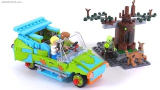 JANGBRiCKS Remix! LEGO Scooby-Doo Mystery Machine alternate build