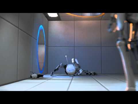Portal 2 : tráiler de lanzamiento