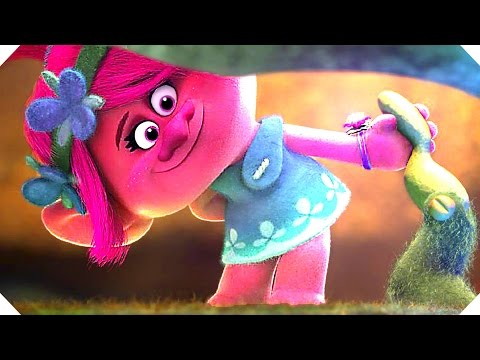 Thumbnail: TROLLS (Animation, 2016) - ALL Trailers + Movie Clips COMPILATION !