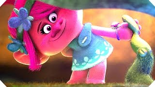 trolls animation 2016 all trailers movie clips compilation