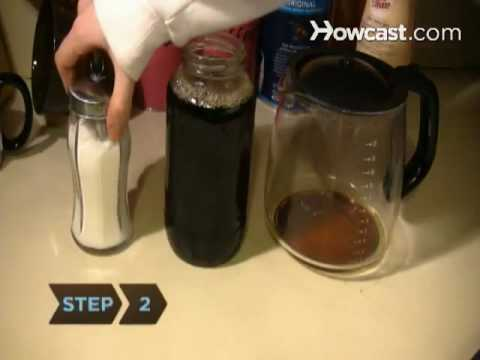 Save How to Make Iced Coffee Snapshots