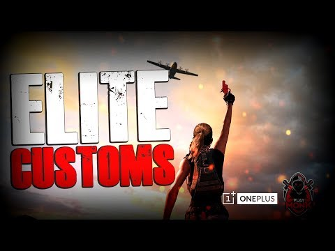 Elite Customs | India's Best | OnePlus | Playmonk |  K18 *2 min delay*