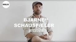 INTERVIEW - BJARNE 45, SCHAUSPIELER #berlin #interview #alltag #schauspiel
