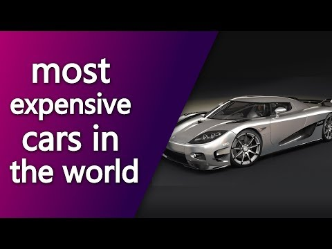 most expensive cars in the world | Top News Networks