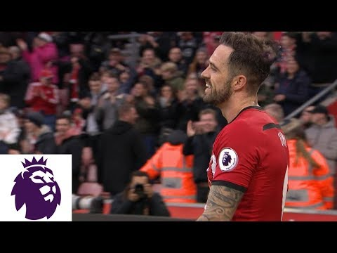 Danny Ings scores looping header for Southampton against Arsenal | Premier League | NBC Sports