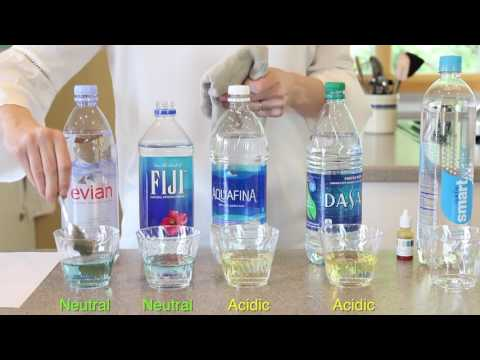 Bottled Alkaline Water Ionizer Machine PH Testing