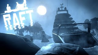 Raft Just Got a Massive New Update and I Think It's a Horror Game Now