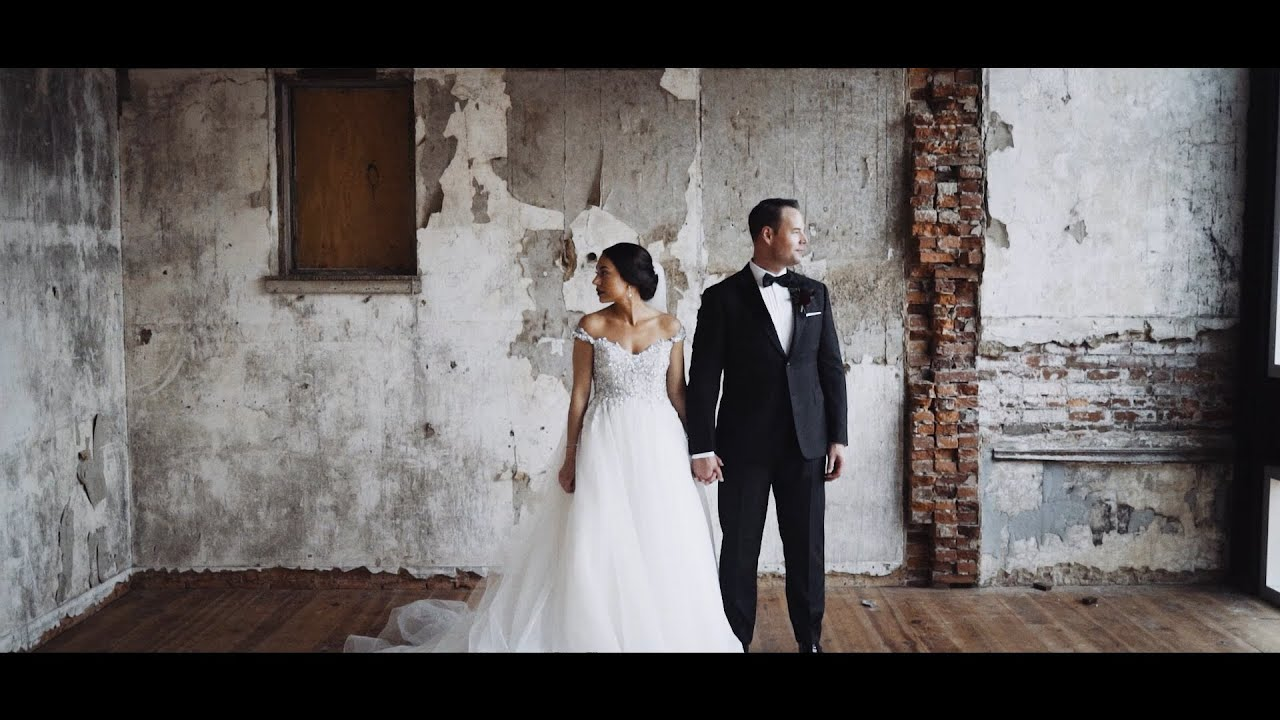 Josiah Farnsworth Cinematography Wedding Showreel 2019