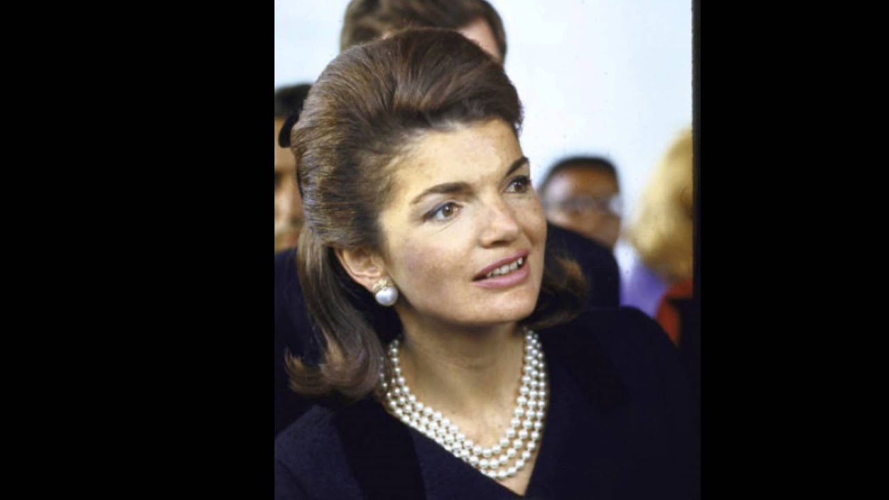 Rose Schlossberg Jacqueline Kennedy Onassis The Making Of A Legend Youtube