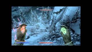 SKYRIM : TROLL ROLLING MONTAGE (trolling the trolls)
