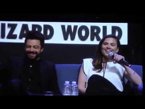 WW Philly - Agent Carter FULL PANEL (Hayley Atwell and Dominic Cooper)