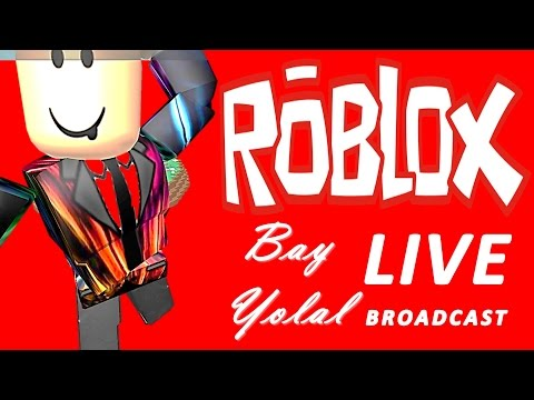 Let's Play Roblox Live Now! #6 (07.05.2017 d/m/y)