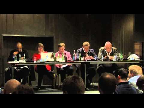 cheltenham festival panel