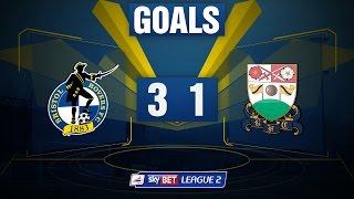 GOALS: Bristol Rovers 3-1 Barnet