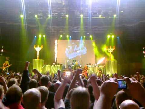 Judas Priest - Breaking The Law @ Helsinki, 22.4.2012