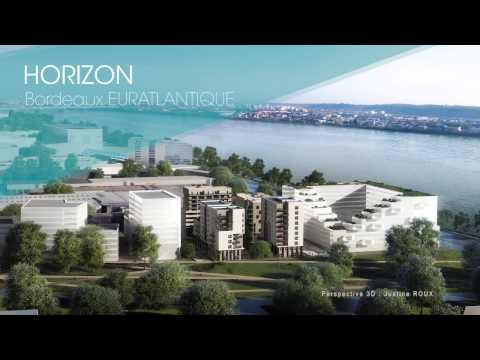 Horizon bordeaux euratlantique nacarat for Appartement bordeaux euratlantique