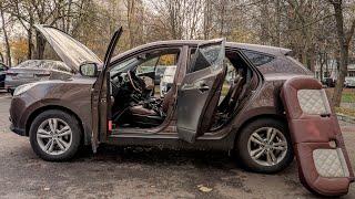 Обманули на 600.000р! Подлый и мерзкий поступок!  |  Hyundai ix35