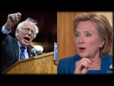 IT FINALLY HAPPENED! LOOK HOW BERNIE SANDERS JUST STABBED HILLARY CLINTON IN THE BACK…