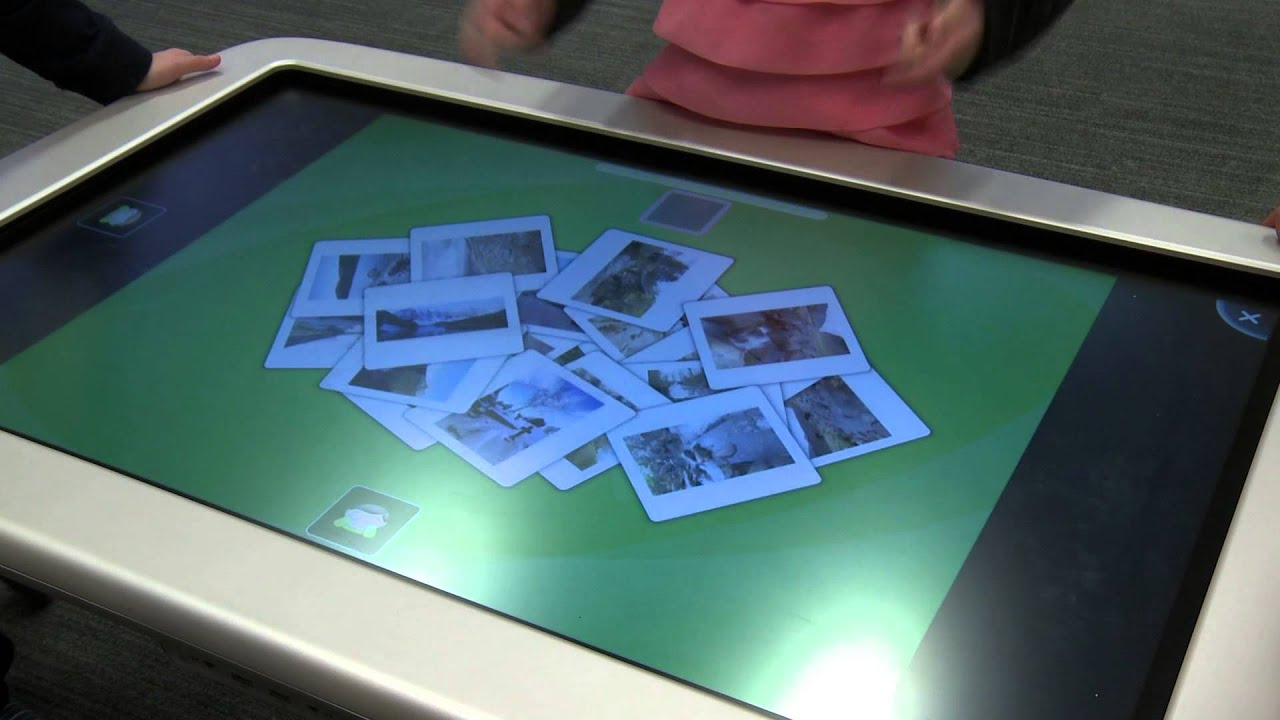 Smart Table 174 442i Collaborative Learning Center Youtube