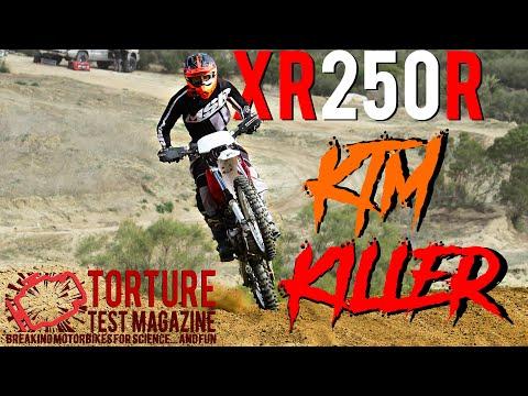 Full Episode XR250R Rust Bucket Racing