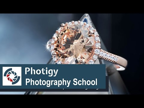 Using polarized light in jewelry photography: Webinar Announce