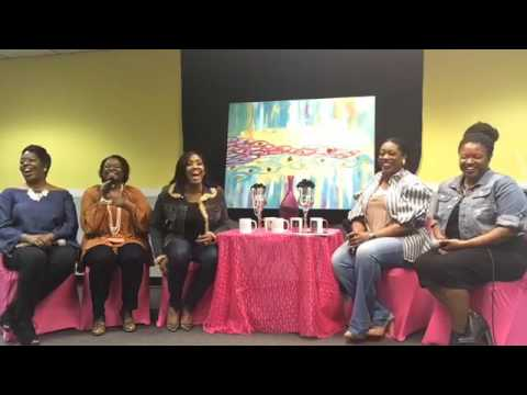 All Things Woman Talk Show Season 2 Episode 8 on Marriage | Dr. Eboni Bell