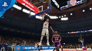 NBA 2K20 - NBA 2K20 MyTEAM - Kristaps Porzingis PRIME Series II | PS4