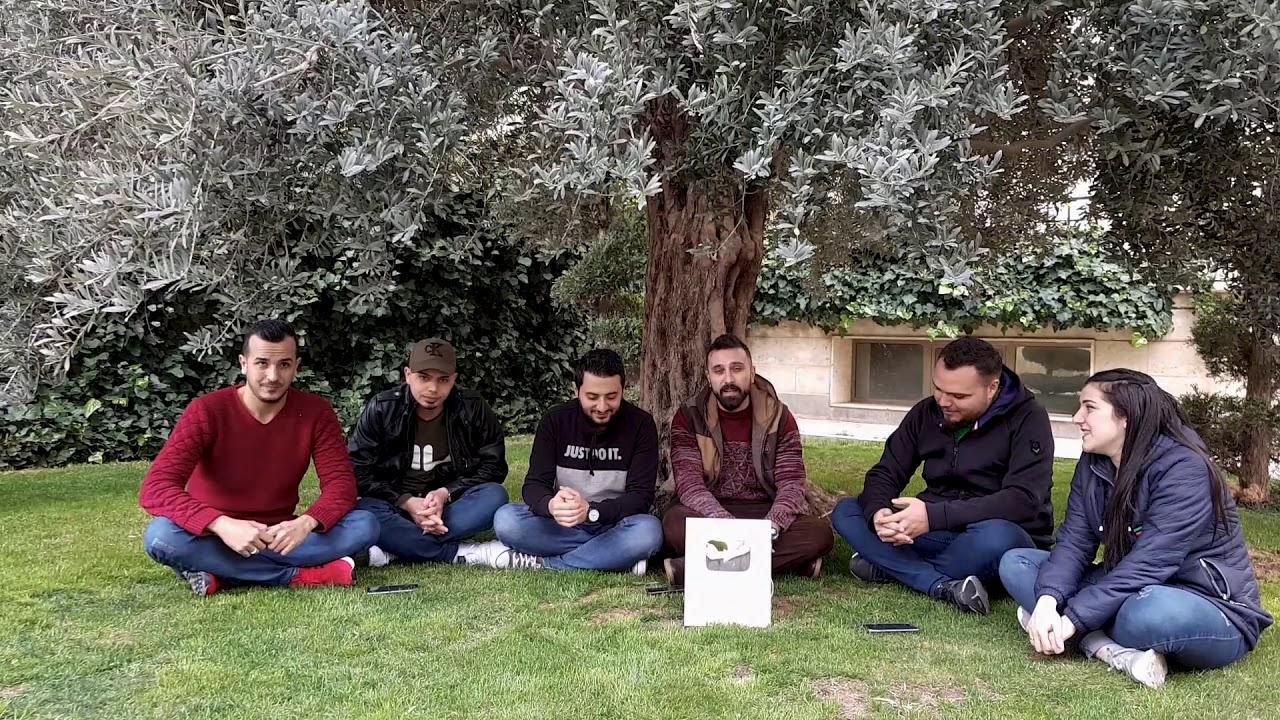 فرقة تكات توجه رسالة الى جمهورها بمناسبة حصولهم على درع اليوتيوب الفضي