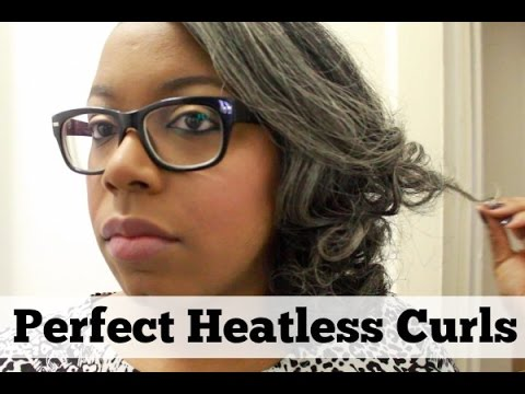 how to get a perfect curl