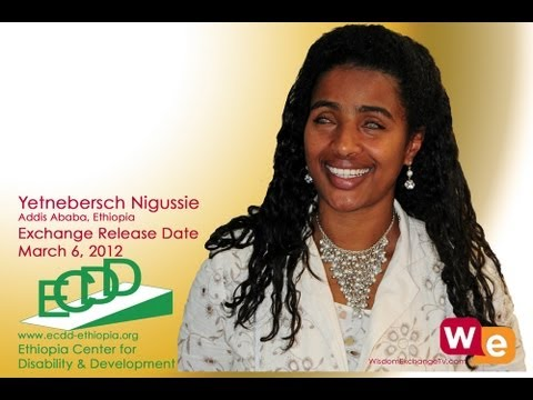 Wisdom Exchange TV with host Suzanne F Stevens presents: Yetnebersh Nigussie | Co-Founder ECDD