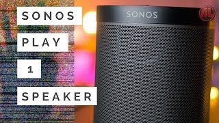 Sonos Play 1 Unboxing, Setup, Review, Real Life Audio Test & Smart Home Integration Demo