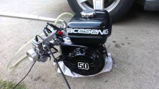 6.5 Predator Racing Engine