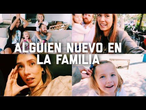 ALGUIEN NUEVO EN LA FAMILIA ❤️ | Grace Villarreal