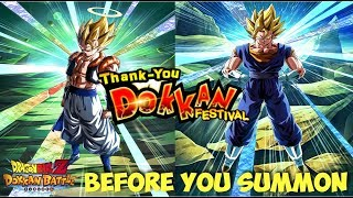 SERIOUSLY?! GLOBAL LR THANK YOU DOKKAN FESTIVAL BANNER: DBZ Dokkan Battle