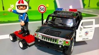 Мультики про машинки Авария на дороге. Полицейские машины в ЛЕГО городе. Мультфильмы для детей