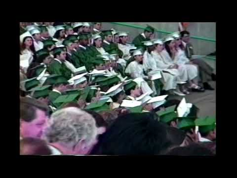 Groves High School Graduation June 1997