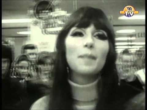 Sonny & Cher -- Little Man  . HD