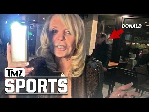 Shelly Sterling -- Donald's Still a Huge Clippers Fan ... We Want Rings!!!   TMZ Sports