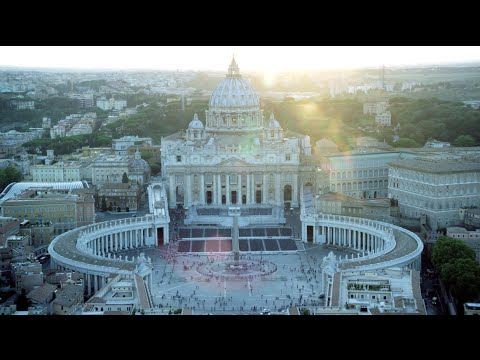 St Peters And The Papal Basilicas Of Rome D A New Film In Cinemas