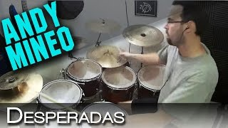 Andy Mineo - Desperadas - drum cover (DRUMS ONLY)