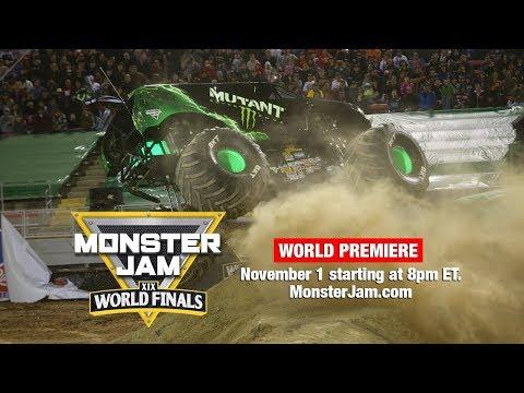 Monster Jam World Finals 19 XIX (2018) - Full Show