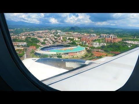 Bogotá - Pereira, Medellin - Cartagena | Two Flights | Avianca Colombia