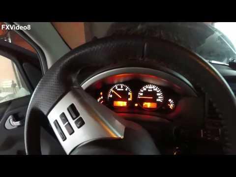 Nissan Pathfinder запуск двигателя при 19