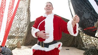 Christmas chaos: WWE Playlist