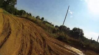 GoPro Hero 3HD - KTM 65 SX Motocross MX Romagné ELITE- Stage - MX KID - 2017 - TRAINING