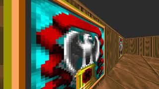 [OpenGL]Wolfenstein 3D clone