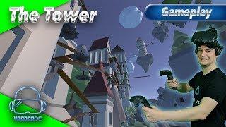 The Tower - VR mit vollem Körpereinsatz! 🤪[Let
